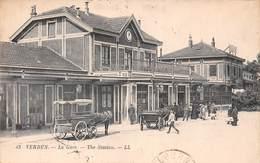 Verdun (55) - La Gare - Verdun