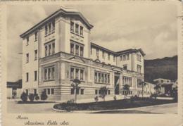 Italie - Massa - Accademia Belle Arti - Beaux-Arts - Massa