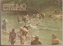 Mozambique ** & Postal, FRELIMO, Liberation Front Of Mozambique, 10 Years Of People's War 1964-1974 (6881) - Patriottiche
