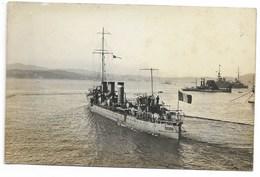 """CARTE PHOTO - Contre-Torpilleur """"CASQUE""""... Escadre... - Warships"""