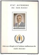 Sud-Kasaï Zuid-Kasai 1961 OCBn° Bloc 1 *** MNH Cote 11 Euro Kalonji - Sud-Kasaï