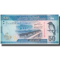 Billet, Sri Lanka, 50 Rupees, 2010, 2010-01-01, KM:124a, NEUF - Sri Lanka
