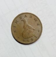 ZIMBABWE - 1 Cent (1983) - Zimbabwe