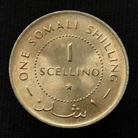 Somalia 1 Shilling (Scellino) 1967. UNC Coin Km9 - Somalia