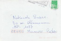 Roulette 2F70 Mal Découpé ? - 1977-81 Sabine Of Gandon
