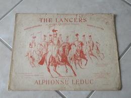 The Lancers (Version Originale Célèbre Quadrille Anglais -(Musique Alphonse Leduc) - Partition - Klavierinstrumenten