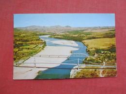 El Salvador      Great Hanging Bridge Of Del Litoral Over Rio Lempa       Ref 3426 - El Salvador