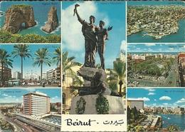(BEYROUTH )( LIBAN ) UN BONJOUR DE BEYROUTH - Líbano