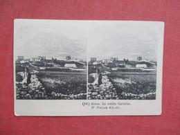 Greece Grece La Vieille Corinthe         Ref 3426 - Grèce