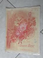Rose Mousse -(Musique Auguste Bocs) - Partition (Piano) - Instruments à Clavier