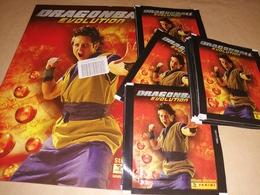Dragonball Evolution Album Vuoto+40 Bustine Con Figurine Stickers Panini  2009 - Panini