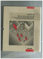 OLIVETTI PERSONAL COMPUTER M290-30 INSTALLATION AND OPERATIONS GUIDE - Informatica