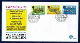 Antillas Holandesas Nº 1022/4 (Sobre Primer Día) - Antillas Holandesas