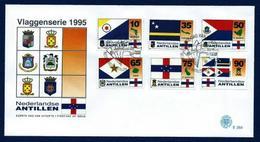 Antillas Holandesas Nº 1011/16 (Sobre Primer Día) - Antillas Holandesas