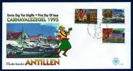 Antillas Holandesas Nº 1000/2 (Sobre Primer Día) - Antillas Holandesas