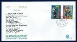 Antillas Holandesas Nº 998/99 (Sobre Primer Día) - Antillas Holandesas