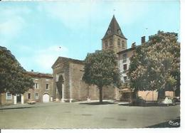 164 - SAINT-VALLIER - L'EGLISE  ( 2CV CITROËN ) - France
