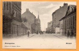 Malmo Sweden 1900 Postcard - Zweden