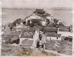 CHINE HANKEOU  CHINE CHINA ASIA   21*16CM Fonds Victor FORBIN 1864-1947 - Lugares