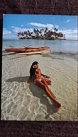 CPSM PIN UP BEAUTE DES ILES TAHITI ? 218 PHOTO ERWIN CHRISTIAN - Pin-Ups