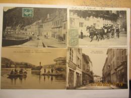 BON LOT 8 CPA DIVERSES FRANCE -à Voir- - Cartes Postales