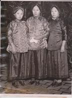 GIRL CHAMPION SILK WINDERS MISS YIN MAI MOY LING KING MAI SHANGAI CHINE CHINA ASIA 16*12CM Fonds Victor FORBIN 1864-1947 - Lugares