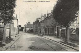 Maux - Saint Mard - Meaux
