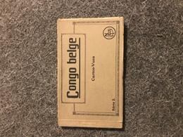 Carnet Cartes Postales Congo Belge - Frans-Kongo - Varia
