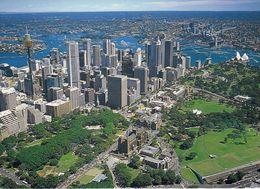 1 AK Australien * Blick Auf Sydney - Luftbildaufnahme * - Sydney