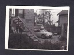 Photo Originale Amateur  Voiture Automobile Citroen DS à Situer Yvelines - Automobiles