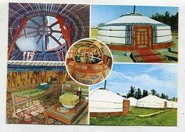 MONGOLIA - AK 354853 A Mongolian Ghet - Mongolei