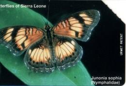 USATA- SIERRA LEONE - - Sierra Leone
