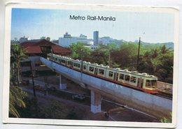 PHILIPPINES - AK 354875 Manila - Metro Rail - Philippines