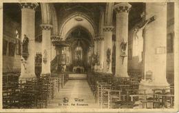 CP WIEZE De Kerk Het Binnenste - Lebbeke