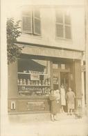 60 CHANTILLY Au RUBAN BLEU Boutique De M WETTINCK Superbe CARTE PHOTO Animée - Chantilly