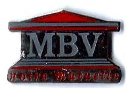 BANQUES AUTRES - BA14 - MBV - NOTRE MUTUELLE - Verso : ATC PARIS - Banks