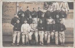 Verdun (55) - 19e Chasseurs - Carte Photo - Soldats Miliaire Militaria - Verdun