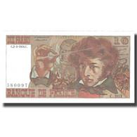 France, 10 Francs, Berlioz, 1977, 1978-03-02, SPL+, Fayette:63.23, KM:150c - 1962-1997 ''Francs''