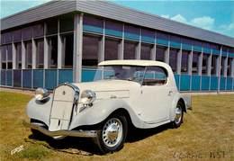 Dép 52 - Voitures - St Dizier - Saint Dizier - Villiers En Lieu - Musée De L'automobile Française - Licorne 1937 - France
