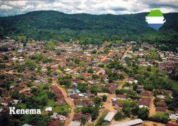 1 AK Sierra Leone * Ansicht Der Stadt Kenema - Luftbildaufnahme - Hauptstadt Der Eastern-Provinz * - Sierra Leone