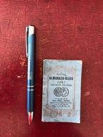 AMANACH-BIJOU 1861 VADE_MECUM Indicateur Contenant Tous Les Renseignements Indispensables Aux étrangers - Livres, BD, Revues