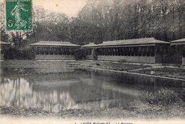 3191 Cpa Vanves - Lycée Michelet, La Piscine - Vanves