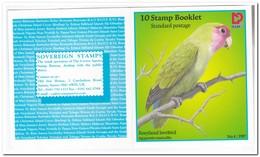 Namibië 1997, Postfris MNH, Birds ( Booklet, Carnet ) - Namibië (1990- ...)