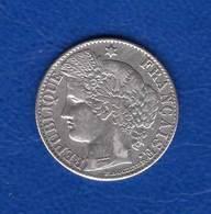 50  Cents  1881 A - Francia