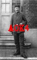 LA LOUVIERE Hainaut Occupation Allemande 1915 Feldpost Landsturm St. Wendel XXI/7 Oscar Pett - La Louvière