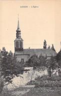 74 - LOISIN : L'Eglise - CPA Village (195 Habitants) - Haute Savoie - France