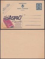 Publibel 579 - 50c  - Thématique Pharmacie (DD) DC3592 - Entiers Postaux