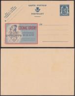 Publibel 586 - 50c  - Thématique Alcool Cognac (DD) DC3593 - Stamped Stationery