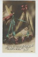 FRESNES SUR APANCE - BÉBÉS - Joli FAIRE PART DE NAISSANCE De Gabriel BRULÉ , Né Le 25 Mai 1921 à FRESNES - Autres Communes