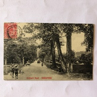 "Singapore 1909 ""Orchard Road"" - Singapur"